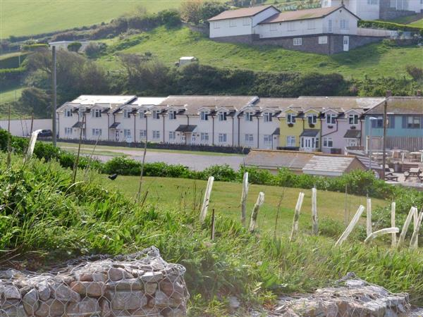 Sea Haven, Hope Cove, South Devon., South West England