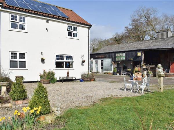 Seventh Heaven Cottage, Great Thirkleby, near Thirsk, Yorkshire, North Yorkshire with hot tub