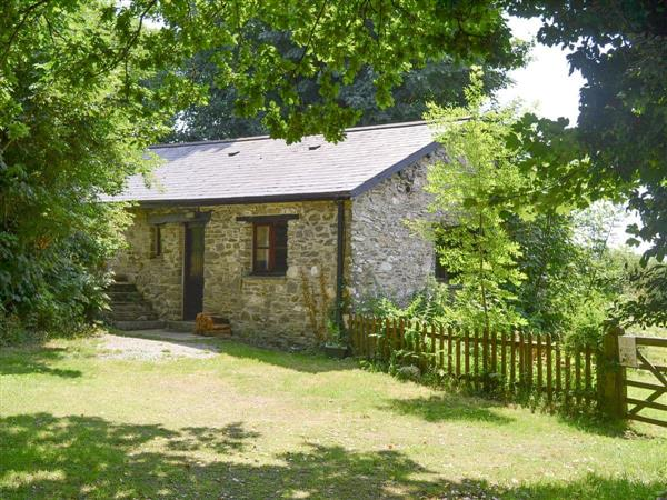 Sherrill Farm Holiday Cottages - Great Meadow, Dunterton, near Tavistock, Devon, South West England with hot tub