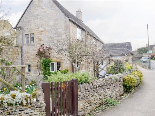 Spring Cottage, Chipping Campden, Gloucestershire, Central England