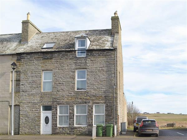 Stewart Buildings, Lybster, near Wick, Caithness