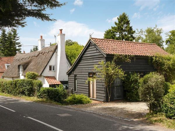 Thatched Cottage, Sternfield, near Aldeburgh, Suffolk