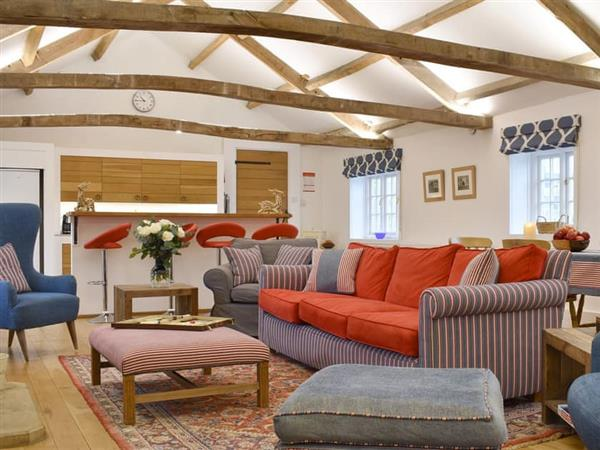 The Annexe, Jervaulx, near Ripon, North Yorkshire