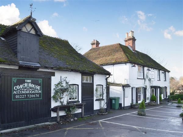 The Coach House, Bramling, near Canterbury, Kent