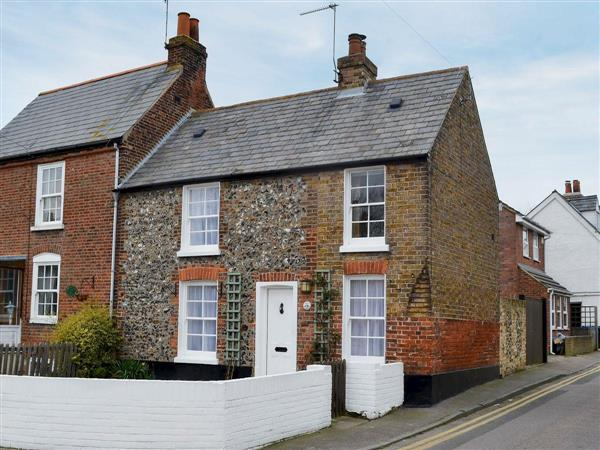 The Cottage, Broadstairs, Kent, Southern England
