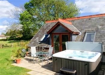 The Loft, Howle Hill, Herefordshire with hot tub