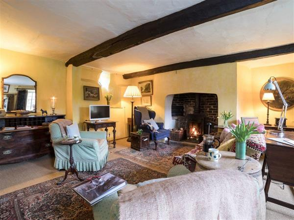 The Old Priory Cottage, Dunster, near Minehead, Somerset