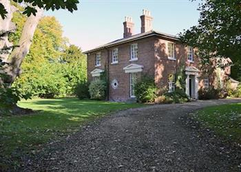 The Old Rectory, Lincolnshire