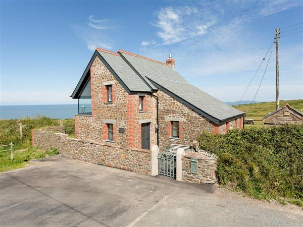 The Rocket House, Hartland Quay, near Hartland, Bideford, Devon