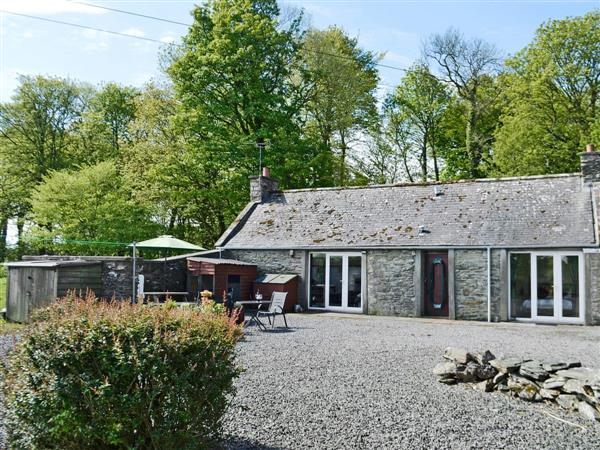The Smiddy, Glasserton, near Whithorn, Wigtownshire