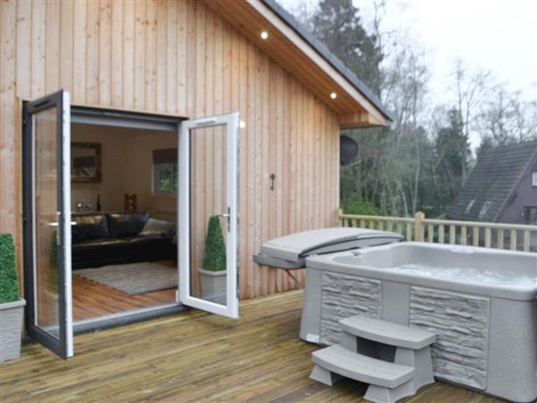 The Woodside Lodge Ref Ukc2687 In Otterburn Near Bellingham Pet
