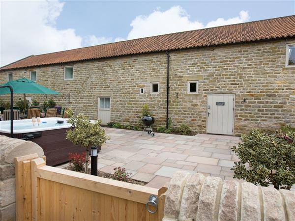 Thirley Cotes Farm Cottages - Sycamore Cottage, Harwood Dale, near Scarborough, Yorkshire, North Yorkshire with hot tub