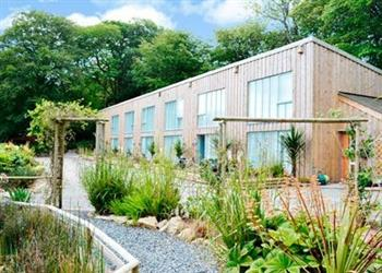 Tresooth Holiday Barns - Sennen, Mawnan Smith, nr. Falmouth, Cornwall with hot tub