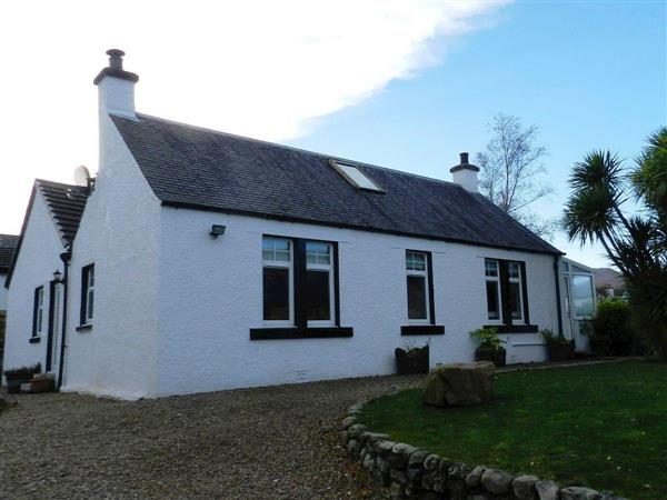 Tuathair Front Cottage, Brodick, Isle of Arran - Isle Of Arran
