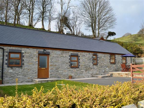Tynrhelyg Cottages - Eithinog, Dyfed