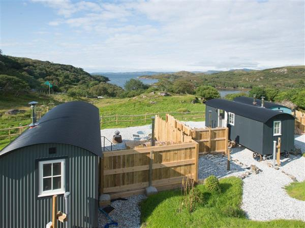 West Coast Hideaways - Handa, Nedd, near Lochinver, Sutherland