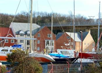 Whitby Harbour Retreat, Whitby, North York Moors & Coast