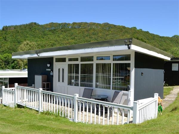 Woodlands Park Retreats - The Warran, Gilfachrheda, near New Quay, Cardigan, Dyfed