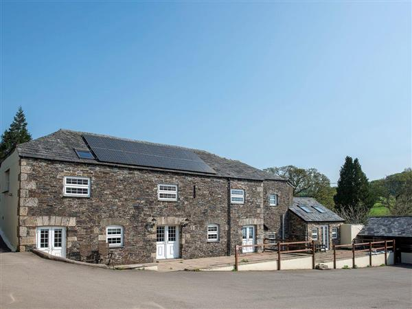Wooladon Holiday Cottages - The Rookery, Lifton, near Launceston, Devon, South West England