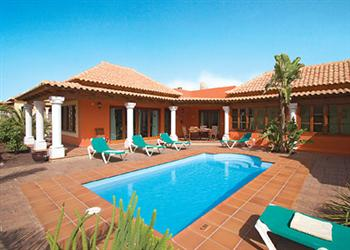 Casa Luca, The Canary Islands