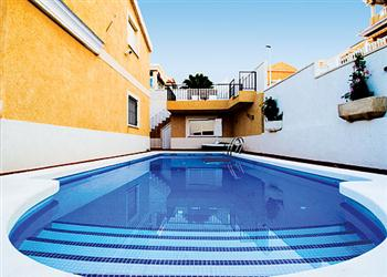 Villa Alamillo, El Alamillo, Costa Calida, Spain With Swimming Pool
