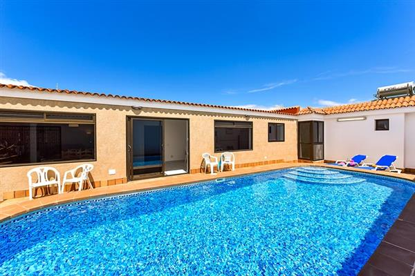 Villa Azul, Telde, Gran Canaria With Swimming Pool