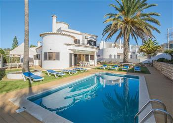 Villa Bento, Gale, Algarve With Swimming Pool