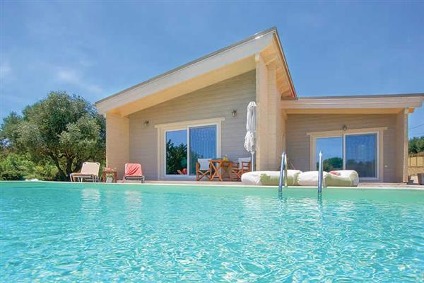 Villa Driftwood, St. Thomas, Kefalonia With Swimming Pool