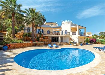 Villa El Castillo, La Manga Club, Costa Calida With Swimming Pool