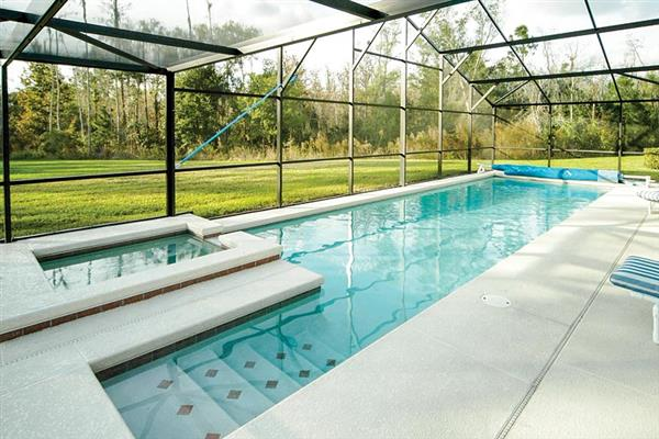 Villa Goldfinch, Disney Area and Kissimmee, Orlando - Florida With Swimming Pool