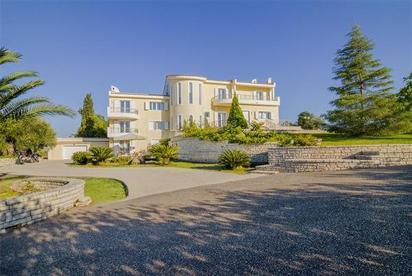 Villa Gouvia, Greece
