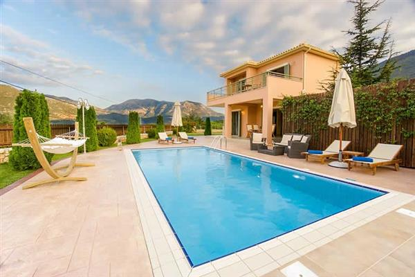 Villa Melissanthi, Sami, Kefalonia With Swimming Pool