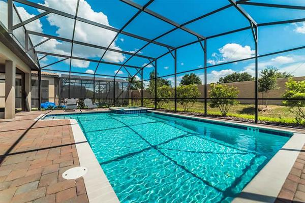 Villa Moon Valley, Champions Gate, Orlando - Florida With Swimming Pool