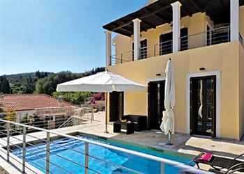 Villa Panorea, Fiskardo, Kefalonia With Swimming Pool