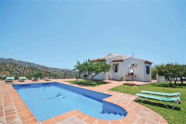 Villa Robus (Ref : 11743) in Andalucia With Swimming Pool | Villas ...