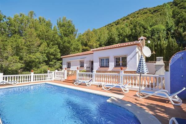 Villa Thomas (Ref : 11824) in Andalucia With Swimming Pool | Villas ...