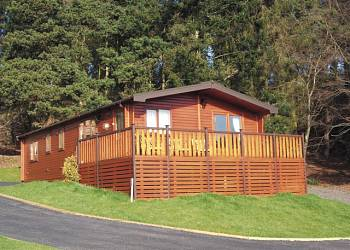 Astbury Falls Lodges, Bridgenorth