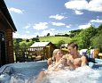 Black Hall Lodges in Knighton - Powys