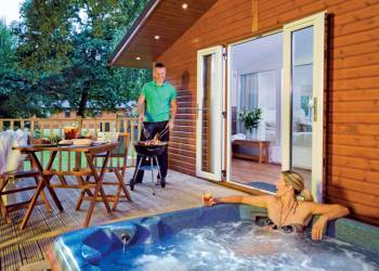 Bluewood Lodges, Chipping Norton