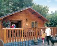 Have a fun family holiday at Redwood Boutique Lodge; Bron-y-Garth, Oswestry