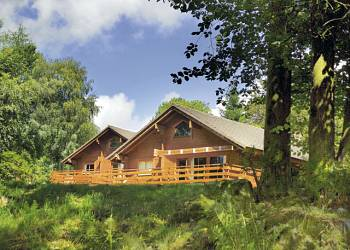 Conifer Lodges, Newton Stewart
