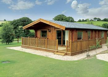 Relax in your Hot Tub with a glass of wine at Dartmoor Edge Lodges