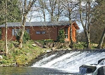 Dollar Riverside Lodges, Dollar, Stirling