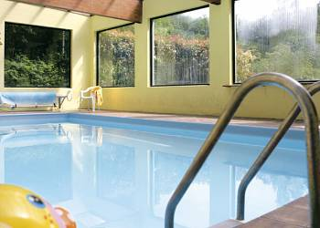 Self catering heaven at Eversleigh Woodland Lodges