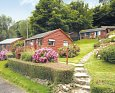 The family will have a great time at Barn Owl Lodge; Ilfracombe