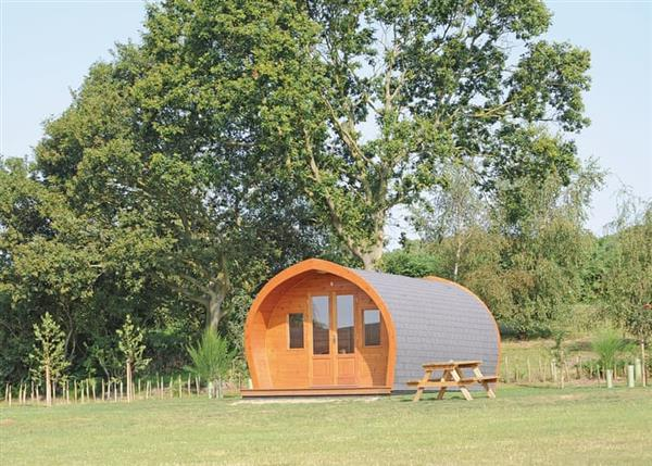 Heathside Pods, Halesworth