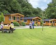 Heronstone Lodges in Swansea - Mid Wales