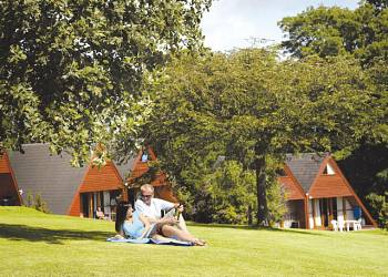 Have a great lodge holiday at Kingsdown Park