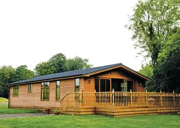 Relax in a Hot Tub at Kiplin Eco Lodge Park