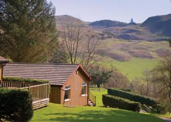 Explore the countryside at Lagnakeil Highland Lodges